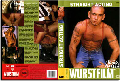 Wurstfilm - Straight Acting